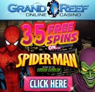 Grand Reef Casino free bonus
