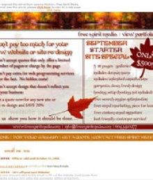 Free Spirit Media Fall Special