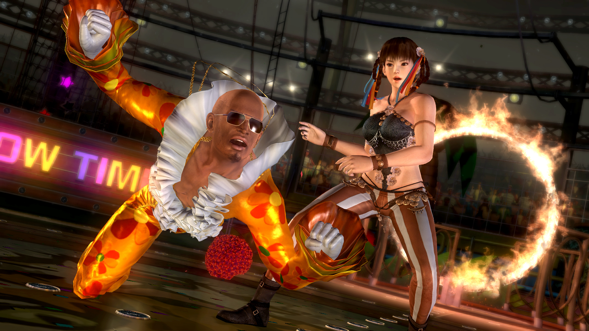 3d Moving Animation Wallpaper Doa5 The Show Lei Fang Vs Zack Trailer Page 6 Free