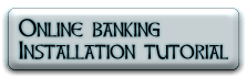 How to run Online banking