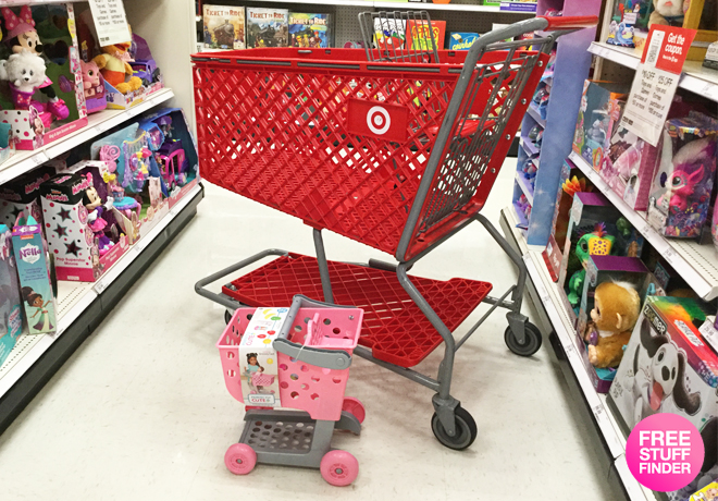 Target Grocery Cart Toy Food Only 10 Regularly 20