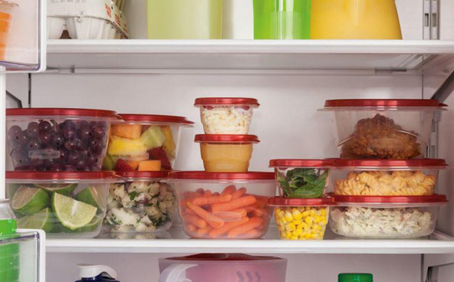 Rubbermaid Food Storage Set 28 Piece For Only 799 Free