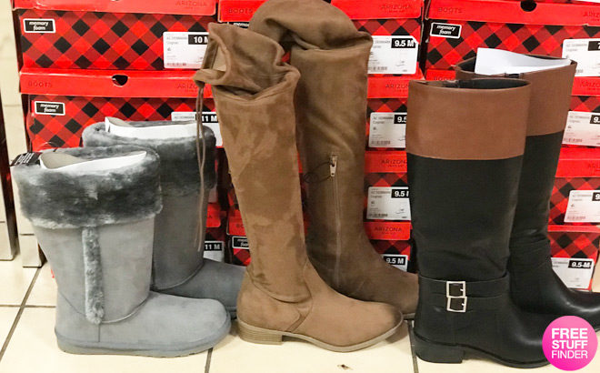 Hot Buy 1 Get 2 Free Women39s Boots At Jcpenneycom