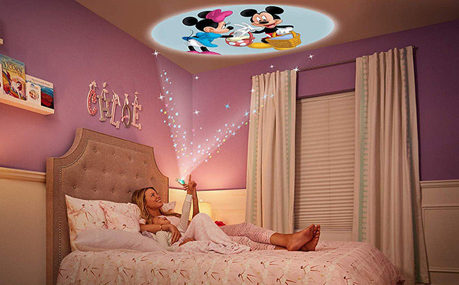 Moonlite Disney Storybook Projector For Only 999 Free
