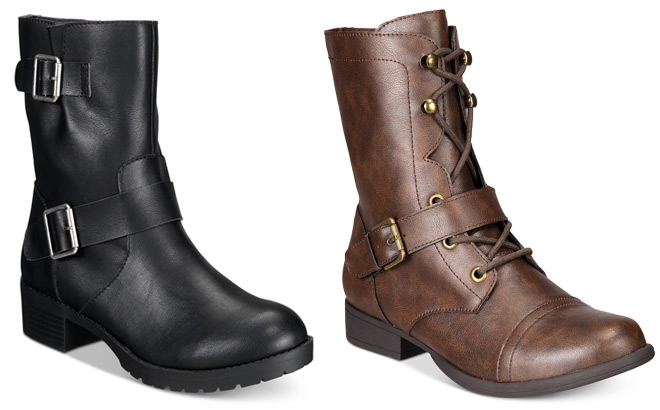 Women39s Boots For Only 1599 Free Store Pickup At Macy