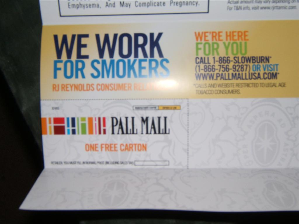 picture regarding Printable Cigarette Coupons referred to as Cigarette discount coupons upon cell phone : Steelseries coupon code