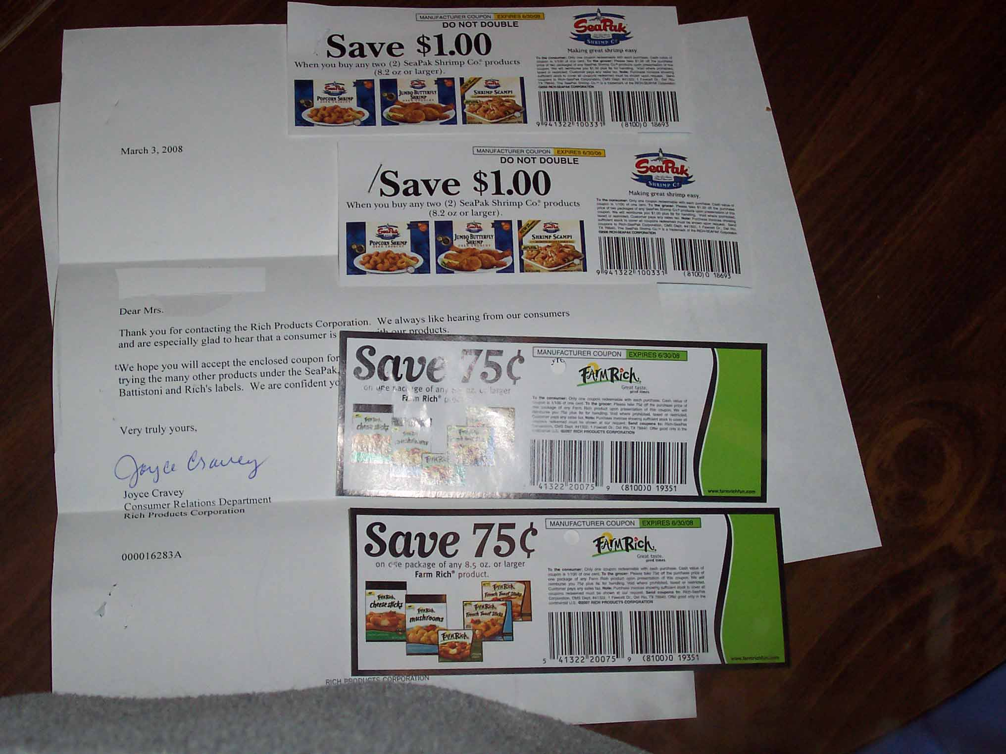 Replacements coupon code