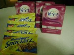 Free Veet Depilatories and Butterfinger Snackerz at Rite Aid