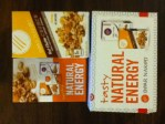 Bear Naked Nut Cluster Crunch Honey Almond Cereal from Target