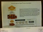 Coupon for one Free Patak's Product ( up to $5.00)
