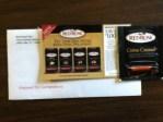 Red Rose Creme Caramel Tea sample and coupon