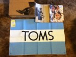 TOMS flag from Toms Shoes