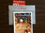 Tommy Bahama $50 Dollar gift card