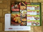 Caramia the art of cooking with Artichokes recipes Book with coupons from Borges USA - Star Fine Foods
