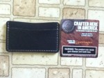 Rustico Leather Wallet from Copenhagen