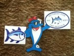 #CharlieOnTheGo - Free Stickers from Southern Tide The Slipjack