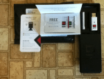 Free MarkTen e-vapor Starter Kit - With a coupon for a Free Refill