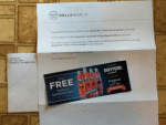 Winner in the Sparkle Like a Dirty Girl Sweepstakes - Won a coupon for a Free bottle of Sparkling Fruit2O  from ePrizefulfillment & HelloWorld