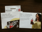 Free 12 - Pack for any Coke product - Used Coke rewards points - HINT - Double Bonus points from now to 11-28 on 12 Packs of Coke - Diet Coke - Coke Zero