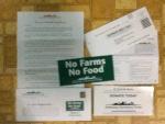 No Farm No Food Magnet from American Farmland Trust
