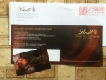 Lindt Lovers' Rewards Card