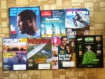 ESPN Weekly - The Economist Weekly - The Red Bulletin May magazine - Popular Photography May magazine - Flying May magazine - US Weekly - ULINE Shipping Supply Specialist Spring-Summer 2015 Catalog