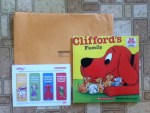 Free Book from Scholastic - Offer is In side of the Big boxes of Pringles - Kellogg's Fuel for School