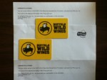 RUFFLES Most Epic Bracket Ever Promotion - Won a $5 Buffalo Wild Wings gift card - Thank you very much Frito-Lay