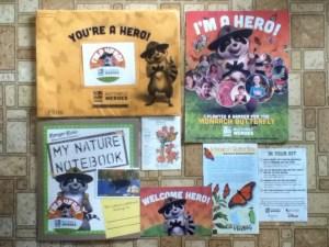 Butterfly Heroes Kit