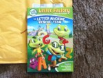 Leap Frog Letter Factory Adventures - The Letter Machine Rescue Team DVD from Leapfrog Enterprises Cost Center
