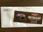 Free Snickers Bar coupon
