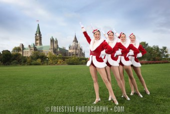 Radio City Rockettes tour Ottawa, Canada (PHOTO: Andre Ringuette/Freestyle Photography)