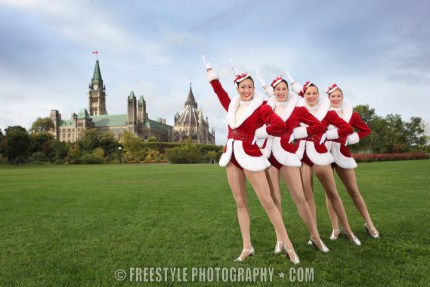 Radio City Rockettes tour Ottawa, Canada (PHOTO: Andre Ringuette/Freestyle Photography)