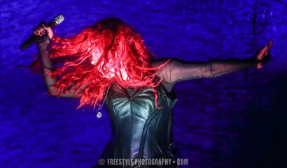 Cyndi Lauper - Canadian Tire Centre April, 26, 2014 PHOTO: Andre Ringuette/Freestyle Photography