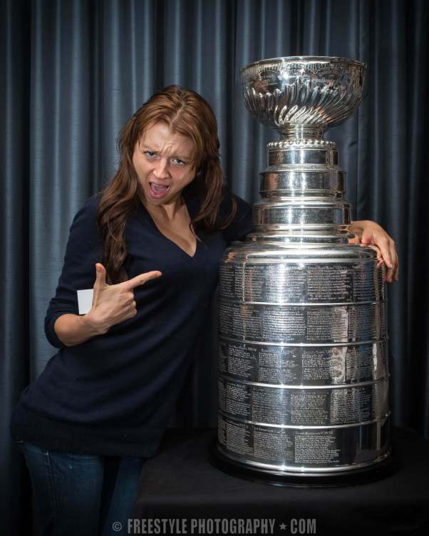 Stanley Cup Tour for Wirtz Beverage PHOTO: Andre Ringuette/Freestyle Photography