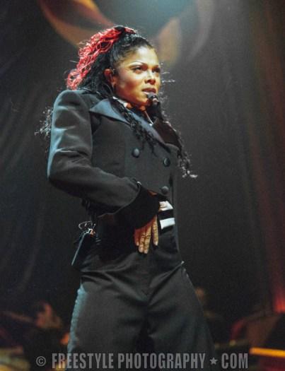 Janet Jackson - Corel Centre SEPT. 27, 1998 (PHOTO: Andre Ringuette/Freestyle Photography)
