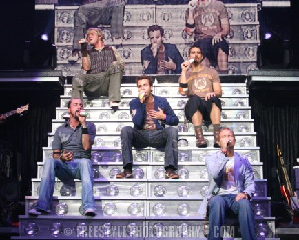 Backstreet Boys - Corel Centre 09/12/2005 © Andre Ringuette/Freestyle Photography