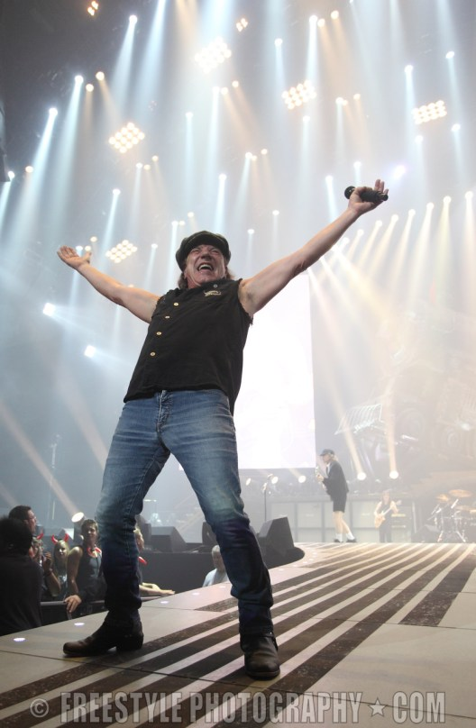 AC/DC - Scotiabank Place Aug. 10, 2009 (PHOTO: Andre Ringuette/Freestyle Photography)