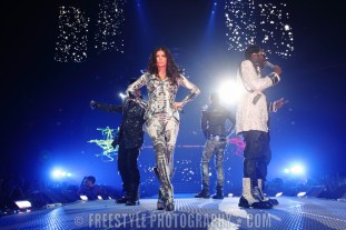 Black Eyed Peas - Scotiabank Place Aug. 01, 2010 (PHOTO: Andre Ringuette/Freestyle Photography)