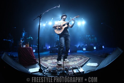 Jason Mraz - Scotiabank Place Oct. 05, 2010 (PHOTO: Andre Ringuette/Freestyle Photography)