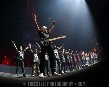 Roger Waters: The Wall - Scotiabank Place Oct. 17, 2010 (PHOTO: Andre Ringuette/Freestyle Photography)