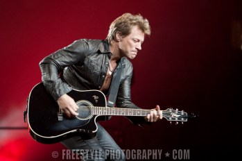 Bon Jovi. Scotiabank Place. May 03, 2011 (PHOTO: Francois Laplante/Freestyle Photography)