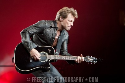 Bon Jovi. Scotiabank Place. May 03, 2011 (PHOTO: Francois Laplante/Freestyle Photography)