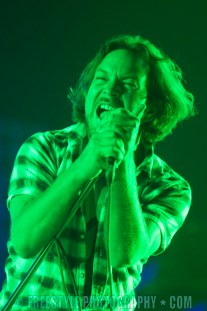 Pearl Jam - Scotiabank Place Sept. 14, 2011 (PHOTO: Andre Ringuette/Freestyle Photography)