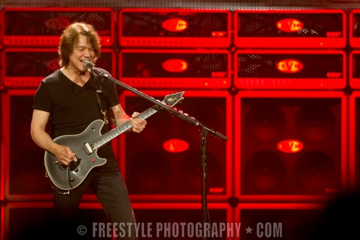 Van Halen - Scotiabank Place March 21, 2012 (PHOTO: Andre Ringuette/Freestyle Photography)