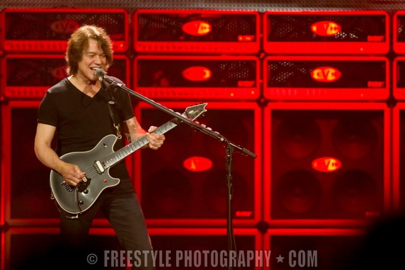 Van Halen - Scotiabank Place March 21, 2012 (PHOTO: Andre Ringuette/Freestyle Photography)