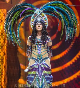 Cher - Canadian Tire Centre