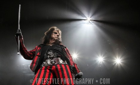 Alice Cooper - Canadian Tire Centre Aug. 23, 2015 PHOTO: Andre Ringuette/Freestyle Photography