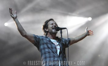 Pearl Jam - Canadian Tire Centre May, 8, 2016 PHOTO: Francois Laplante/Freestyle Photography