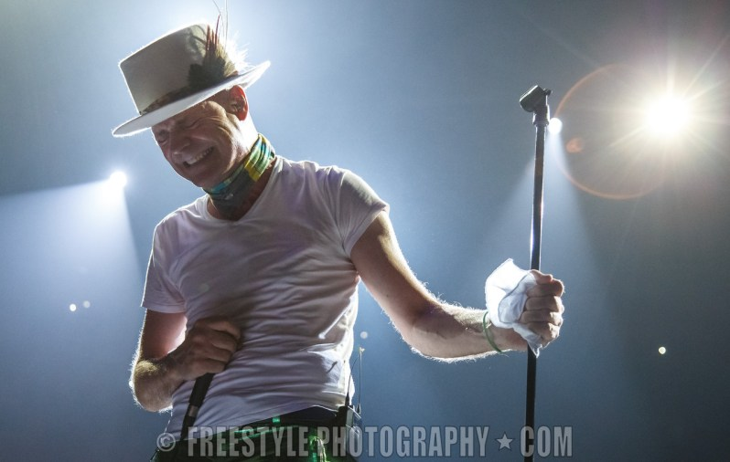 The Tragically Hip - Canadian Tire Centre Aug. 18, 2016 PHOTO: Andre Ringuette/Freestyle Photography